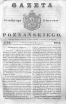 Gazeta Wielkiego Xięstwa Poznańskiego 1844.02.21 Nr44