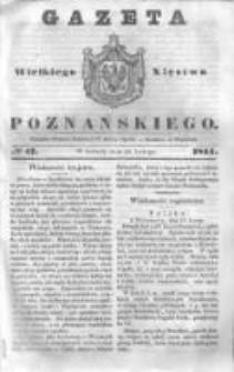Gazeta Wielkiego Xięstwa Poznańskiego 1844.02.24 Nr47