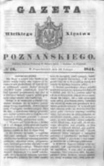 Gazeta Wielkiego Xięstwa Poznańskiego 1844.02.26 Nr48