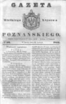 Gazeta Wielkiego Xięstwa Poznańskiego 1844.02.28 Nr50