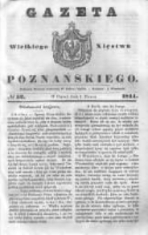 Gazeta Wielkiego Xięstwa Poznańskiego 1844.03.01 Nr52