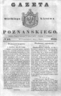 Gazeta Wielkiego Xięstwa Poznańskiego 1844.03.04 Nr54