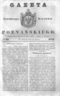 Gazeta Wielkiego Xięstwa Poznańskiego 1844.03.12 Nr61