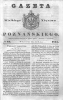 Gazeta Wielkiego Xięstwa Poznańskiego 1844.03.14 Nr63