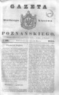 Gazeta Wielkiego Xięstwa Poznańskiego 1844.03.18 Nr66