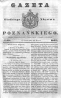 Gazeta Wielkiego Xięstwa Poznańskiego 1844.03.20 Nr68