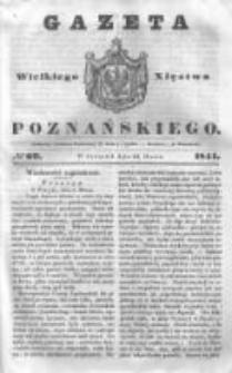 Gazeta Wielkiego Xięstwa Poznańskiego 1844.03.21 Nr69