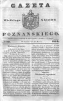 Gazeta Wielkiego Xięstwa Poznańskiego 1844.03.22 Nr70