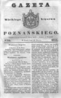 Gazeta Wielkiego Xięstwa Poznańskiego 1844.03.27 Nr74