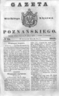 Gazeta Wielkiego Xięstwa Poznańskiego 1844.03.28 Nr75
