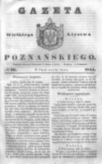 Gazeta Wielkiego Xięstwa Poznańskiego 1844.03.29 Nr76