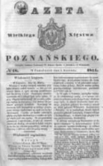 Gazeta Wielkiego Xięstwa Poznańskiego 1844.04.01 Nr78