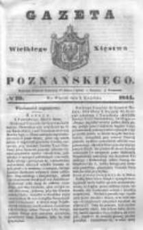 Gazeta Wielkiego Xięstwa Poznańskiego 1844.04.02 Nr79