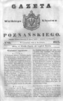 Gazeta Wielkiego Xięstwa Poznańskiego 1844.04.04 Nr81