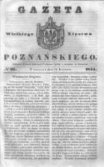 Gazeta Wielkiego Xięstwa Poznańskiego 1844.04.18 Nr91