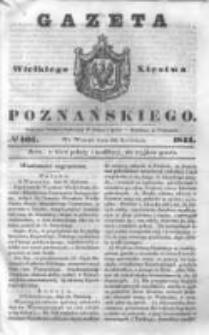 Gazeta Wielkiego Xięstwa Poznańskiego 1844.04.30 Nr101