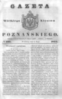 Gazeta Wielkiego Xięstwa Poznańskiego 1844.05.08 Nr107