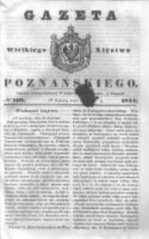Gazeta Wielkiego Xięstwa Poznańskiego 1844.05.11 Nr110