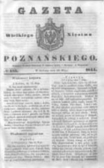 Gazeta Wielkiego Xięstwa Poznańskiego 1844.05.18 Nr115