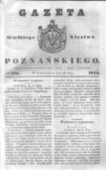 Gazeta Wielkiego Xięstwa Poznańskiego 1844.05.20 Nr116