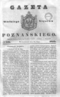 Gazeta Wielkiego Xięstwa Poznańskiego 1844.05.23 Nr119