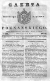Gazeta Wielkiego Xięstwa Poznańskiego 1844.05.25 Nr121