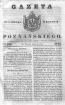 Gazeta Wielkiego Xięstwa Poznańskiego 1844.05.28 Nr122