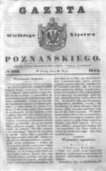 Gazeta Wielkiego Xięstwa Poznańskiego 1844.05.29 Nr123