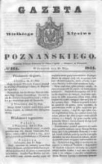 Gazeta Wielkiego Xięstwa Poznańskiego 1844.05.30 Nr124