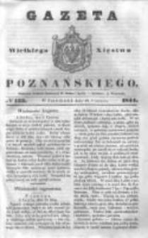 Gazeta Wielkiego Xięstwa Poznańskiego 1844.06.10 Nr133