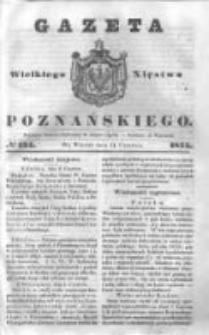 Gazeta Wielkiego Xięstwa Poznańskiego 1844.06.11 Nr134