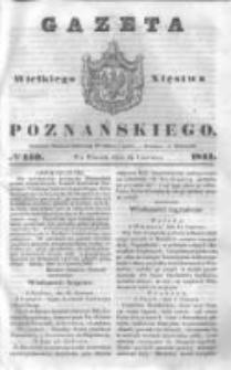 Gazeta Wielkiego Xięstwa Poznańskiego 1844.06.18 Nr140