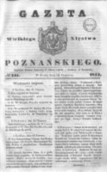 Gazeta Wielkiego Xięstwa Poznańskiego 1844.06.19 Nr141