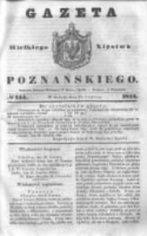 Gazeta Wielkiego Xięstwa Poznańskiego 1844.06.22 Nr144