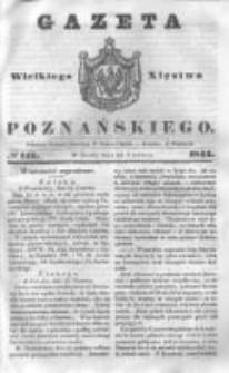 Gazeta Wielkiego Xięstwa Poznańskiego 1844.06.26 Nr147