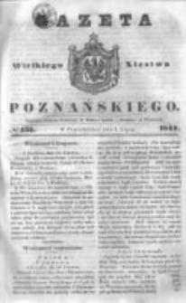 Gazeta Wielkiego Xięstwa Poznańskiego 1844.07.01 Nr151