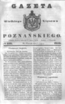 Gazeta Wielkiego Xięstwa Poznańskiego 1844.07.02 Nr152