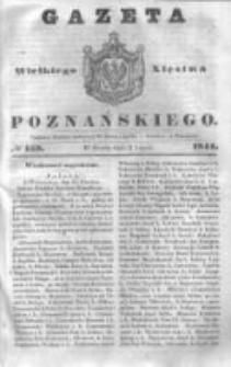 Gazeta Wielkiego Xięstwa Poznańskiego 1844.07.03 Nr153