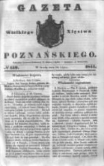 Gazeta Wielkiego Xięstwa Poznańskiego 1844.07.10 Nr159