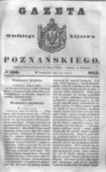 Gazeta Wielkiego Xięstwa Poznańskiego 1844.07.11 Nr160