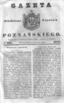 Gazeta Wielkiego Xięstwa Poznańskiego 1844.07.15 Nr163