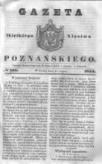 Gazeta Wielkiego Xięstwa Poznańskiego 1844.07.17 Nr165