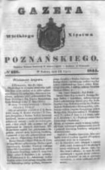 Gazeta Wielkiego Xięstwa Poznańskiego 1844.07.20 Nr168