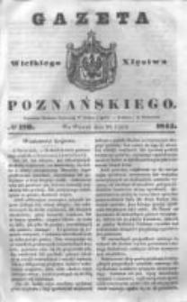 Gazeta Wielkiego Xięstwa Poznańskiego 1844.07.23 Nr170