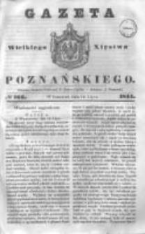Gazeta Wielkiego Xięstwa Poznańskiego 1844.07.18 Nr166