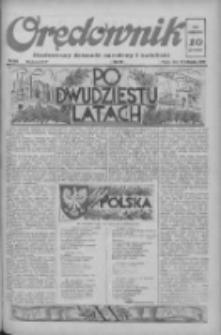 Orędownik: ilustrowany dziennik narodowy i katolicki 1938.11.11 R.68 Nr260
