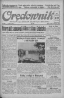Orędownik: ilustrowany dziennik narodowy i katolicki 1938.11.19 R.68 Nr266