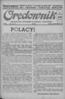 Orędownik: ilustrowany dziennik narodowy i katolicki 1938.11.27 R.68 Nr273