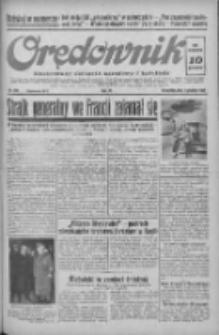 Orędownik: ilustrowany dziennik narodowy i katolicki 1938.12.01 R.68 Nr276