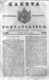 Gazeta Wielkiego Xięstwa Poznańskiego 1844.07.24 Nr171